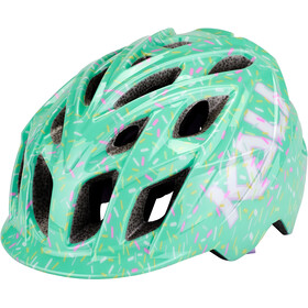 Kali Chakra Sprinkles Helm Kinderen, groen
